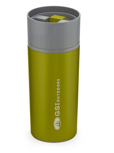 GSI Glacier Stainless Commuter Mug 500ml green
